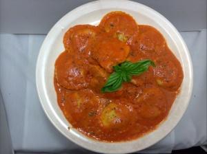 Chicken and Ravioli 2