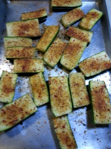 seasoned salt zucchini