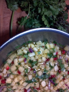 pineapple relish